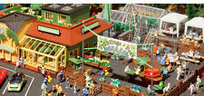 Vollmer Spring Festival at the Garden Centre 43003 HO Scale (suit OO)