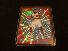 2015-16 Revolution Sunburst Parallel RC Branden Dawson Clippers 8/75 Cosmic HiT!
