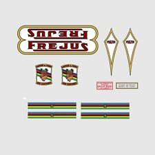 Frejus Bicycle Decals-Transfers-Stickers n.4