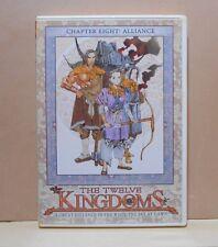 THE TWELVE KINGDOMS Chpt.8 Episodes #31-35 DVD 125mins. Anime Works 2003