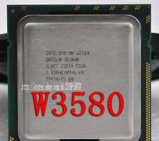 Free shipping Intel Xeon W3580 3.33GHz 8MB Quad Core 6.4GT/s LGA1366 SLBET