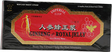 Ginseng and Royal Jelly, Imperial Elixir, 100 ml