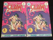 CLAW #1(Two Copies)