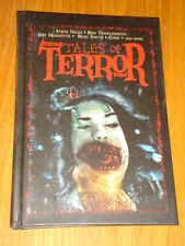 TALES OF TERROR IDW PUBLISHING STEVE NILES HARDBACK GRAPHIC NOVEL  9781932382310