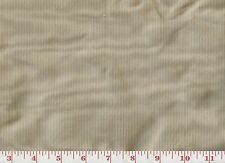 100% Silk Clarence House Grey Drapery Upholstery Fabric Candy Stripe CL Taupe