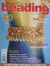 Creative Beading Magazine Vol 2 No 5 20% Bulk Magazine Discount