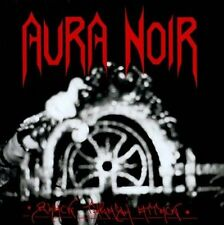 Black Thrash Attack by Aura Noir (CD, Nov-2011, Peaceville Records (USA))
