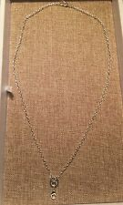 """Origami Owl 30"""" Box Chain Silver Plated, Lobster Clasp Style"""