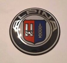 NEW Design laquer Emblem BMW Alpina Badge steering wheel Logo 44mm 1 3/4""