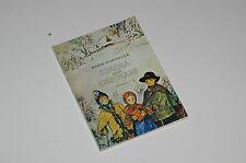 Maria Kownacka Szkoła nad obłokami il J M Szancer 1989 Polish book for children