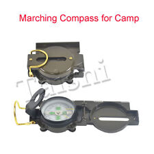 GOOD QUALITY Compass Military Style Metal Case