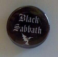 BLACK SABBATH 25mm Pin Button Badge METAL 90S 80S ROCK Ozzy Osbourne PARANOID r