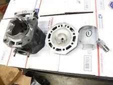 1989 arctic cat 650 wildcat motor parts: CYLINDER-HEAD-PISTON-PIN-BEARING #1