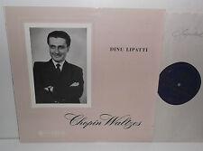 33CX 1032 Chopin Waltzes Dinu Lipatti B/G