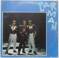 CAR-MAN - CARMANIA LP 1992 Mega Rare Russian Eurodance Disco Hip House GALA