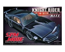 Aoshima 43554 1/24 Knight Rider Knight 2000 K.I.T.T. Mode-SPM No.06 from Japan