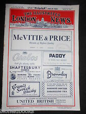 The Illustrated London News; March 15th 1947 - Original Format, Vintage Magazine