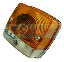 HELLA SQUARE FRONT SIDE INDICATOR LIGHT LAMP MASSEY FERGUSON JOHN DEERE TRACTOR
