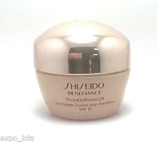 Shiseido BENEFIANCE WrinkleResist 24 Day Cream SPF 15 * 1.8 oz / 50 ml