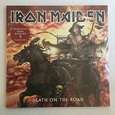 """Iron Maiden - Death On The Road [2x12"""" Picture Vinyl] New & Sealed Free Shipping"""