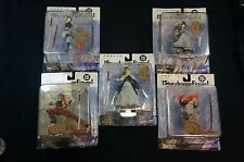 Rurouni Kenshin Story Image Figure Series 3 Complete Set of 5 Figures