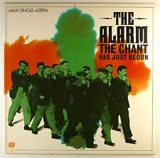 """12"""" Maxi - The Alarm - The Chant Has Just Begun - M603 - washed & cleaned"""
