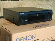 New Boxed Denon DCD-F107 CD Player & Matching Denon DRA-F107DAB Micro System +