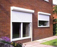 Made to Measure Electric Window Security Shutter-Size upto H 2200mm x W 1000mm