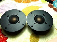 pair 2pcs SUPER copper&Beryllium dome tweeter speaker,  K.O vifa  XT25