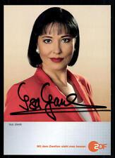Isa Jank Wege zum Glück Autogrammkarte Original Signiert ## BC 16582