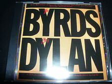 The Byrds Play Dylan Rare Original Australian CD  Up for grabs, The Byrds Play D