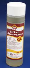 500 ml BIRKENHAARWASSER HAARWASSER HAARMITTEL BIRKE HAIRTONIC CHEVEUX LOTION