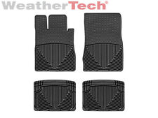 WeatherTech® All-Weather Floor Mats - Lexus LS 430 2001-2006 - Black