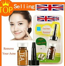 TEA Face Care Remove Acne Essential Oil Care Acne Scar Removal oil, Acne oil