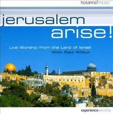 Jerusalem Arise!: Live Worship From the Land of Israel [000768142523] New CD