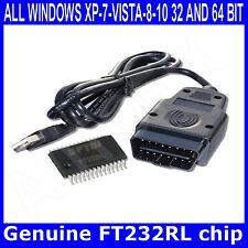 Auto Diagnostic Tool USB Cable KKL VAG-COM 409.1 OBD2 II OBD VW/Audi/Seat/Skoda