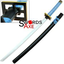 Bleach Wooden Sword Byakuya Kuchiki LARP Weapon Senbonzakura Cosplay Katana