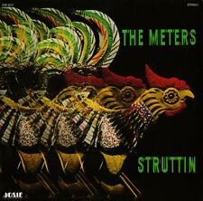 "THE METERS "" STRUTTIN "" SEALED U.S.LP *** 180 GRAM VINYL *** SOUL FUNK"