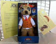 BNIB Yakov Plush Toy Compare The Meerkat Soft Collectable Boxed Shop Official TV