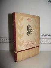 LIBRO Boezio LA CONSOLAZIONE DELLA FILOSOFIA ed.1942 Salani Classici del Giglio