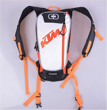 KTM hydration water backpack moto motorcycle camping hiking water shoulder bag