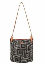 ROXY Canvas SEA GODDESS Cross Body Shoulder Bag Tote, NWT