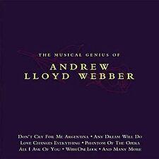 Andrew Lloyd Webber-The Musical Genius Of Andrew Lloyd Webber