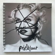 Madonna Photo Booklet NEW Rebel Heart Book Mag
