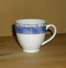van Well Wellco Design 1 Tasse, mehrfarbiges Dekor