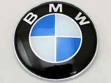 BMW 1 3 5 7 Z3 Z4 X3 X5 SERIES BONNET BADGE FRONT LOGO EMBLEM 82mm
