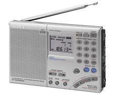 **NEW** SONY ICF-SW7600GR World Band AM FM Shortwave Digital Radio MADE IN JAPAN