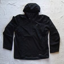 Adidas Black CLIMAPROOF Men's Hiking Hoodie Shell Jacket NEW Size L/XL (46-48)