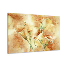 "HD Canvas Print Unframed Canvas Picture Wall Art Painting ""Calla Lily"""