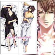 Hakuoki Dakimakura Hajime Saito Anime Hugging Body Pillow Case Cover